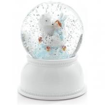 Szklana kula i lampka w jednym - Djeco